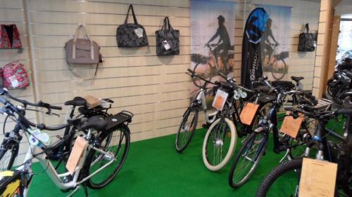 Espace Vélos Electriques