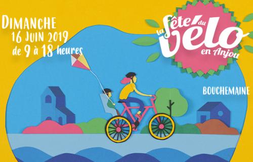 Fête du vélo - le dimanche 16 juin 2019