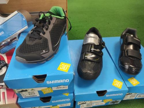 Fin de série - Chaussures Shimano