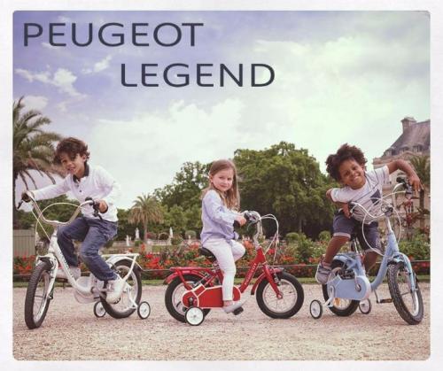 Vélos enfants PEUGEOT en promotion