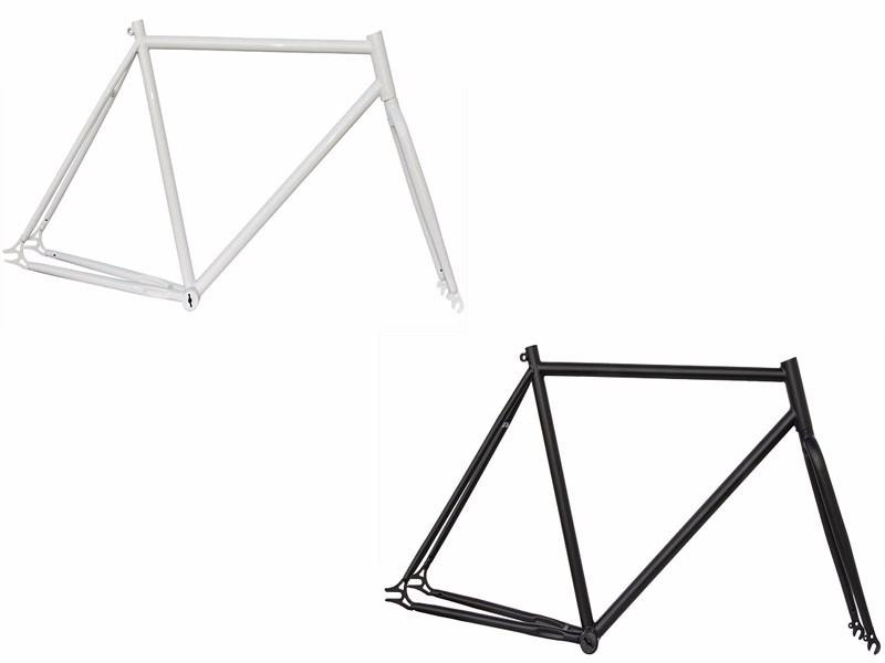 cadre acier fixie equipements v los espace 2 roues angers. Black Bedroom Furniture Sets. Home Design Ideas