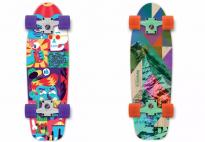 skateboard street surfing cruiser 28