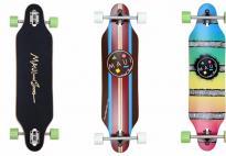 skateboard maui drop through 36