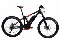 eM02 FS 27.5+ XT 11 vélo électrque Peugeot 2018