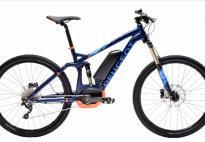 eM02 FS SLX 10 Vélo électrique Peugeot 2018