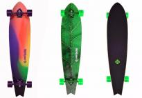 skatboard street surfing fishtail 42