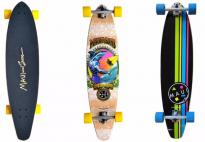 skateboard maui kicktail 39
