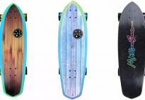 skateboard maui mini cruiser