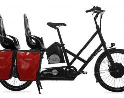 Vélo Cargo ou Cargobike - Bike43 model : One