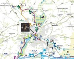 Location Vélo à proximité de multiples parcours de la région Angevine