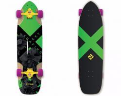 skateboard street surfing freeride 36