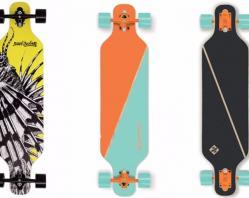 skateboard street surfing freeride 39