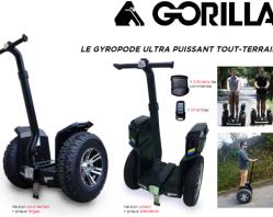 Gyrode Gorilla Tout Terrain