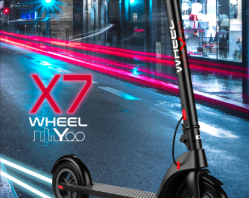 Trottinette Wheel  Yoo X7
