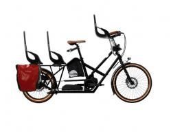 Vélo Cargo ou Cargobike - Bike43 model : ALPSTER E-SHIFT