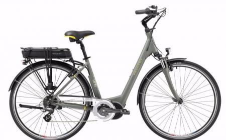 EC02 D8 Vélo électrique Peugeot 2018