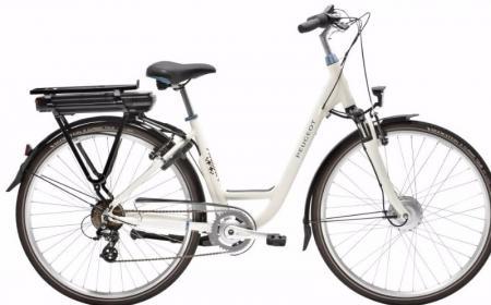 eC03 D7 8.8 Ah Vélo Electrique Peugeot 2019