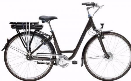 eC03 N7 Vélo Electrique Peugeot 2019