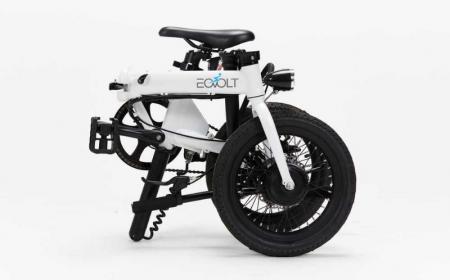 Vélo Pliant électrique EOVOLT 14Kg