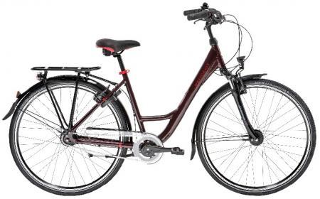 C02 N7 Vélo urbain Peugeot 2018