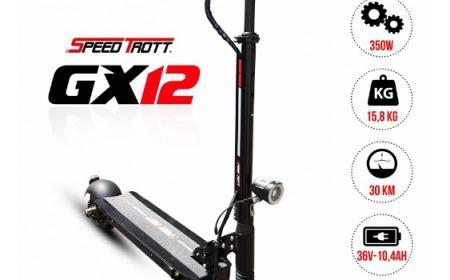 Trottinette électrique SpeedTrott GX-12
