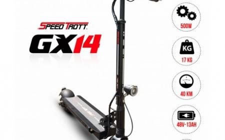 Trottinette électrique SpeedTrott GX-14