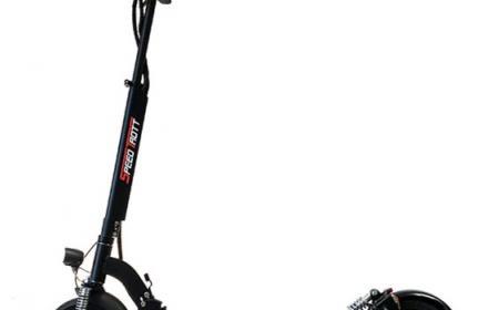 Trottinette électrique SpeedTrott RS1600