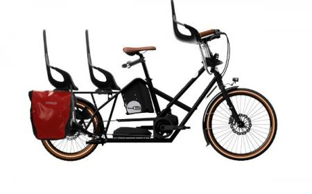 Vélo Cargo ou Cargobike - Bike43 model : ALPSTER
