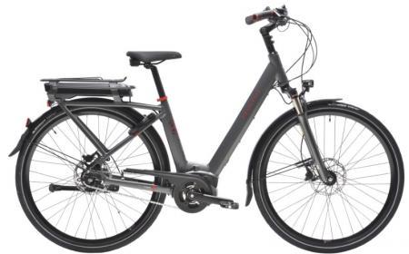 ec01 N7 Plus 400 Wh vélo électrique Peugeot 2019