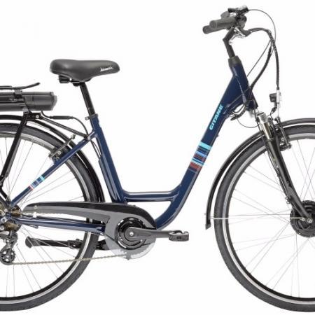 Gitane organ e bike mixte v lo l ctrique espace 2 roues angers - Plan roulotte gitane gratuit ...