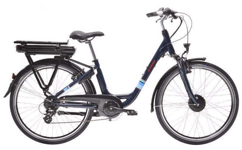 Organ 39 e bike lady 9ah velo electrique gitane 2018 v lo l ctrique ang - Plan roulotte gitane gratuit ...
