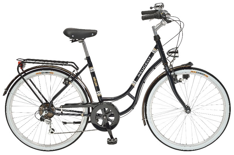LC21 vélo urbain Peugeot 2018