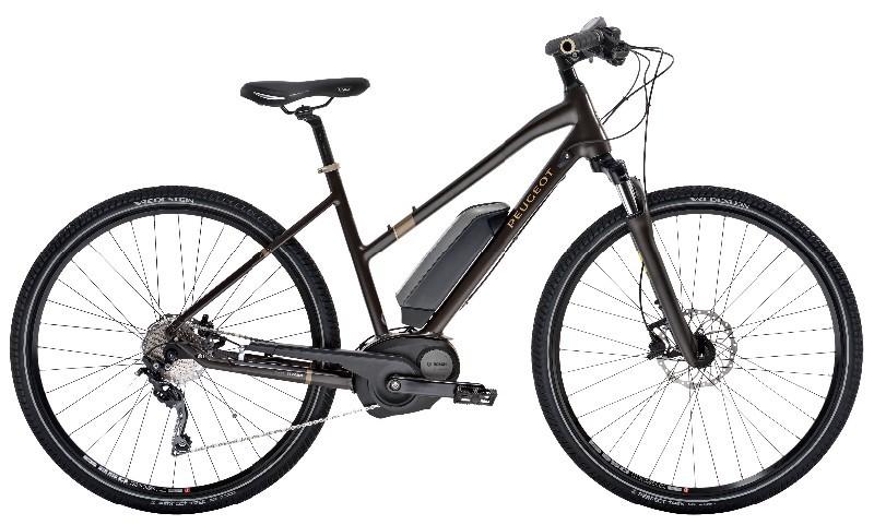 vélo électrique peugeot et01 sport mixt
