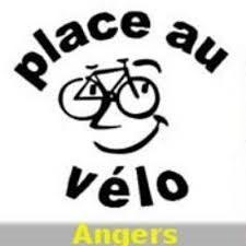 Place au vélo à Angers