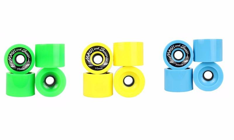 roue maui 70 x 51mm (jeu de 4)