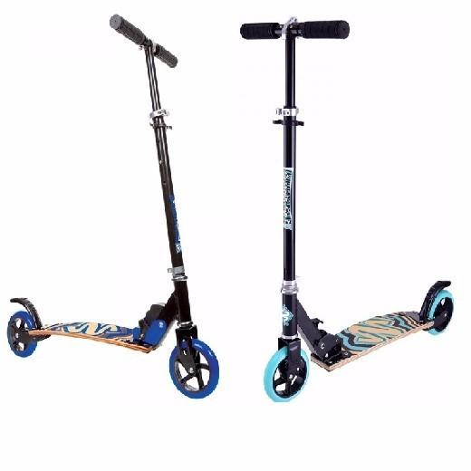 trottinette city kicker road scooter